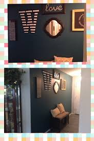 entry way wall firmament valspar color mirror from walmart w