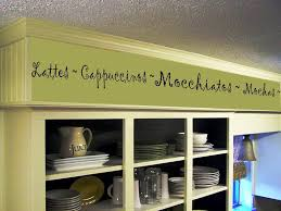 kitchen kitchen wall decorating ideas do it yourself small