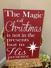 Outdoor Christmas Decorations Religious by Creative Handmade Christmas Sign Decorations