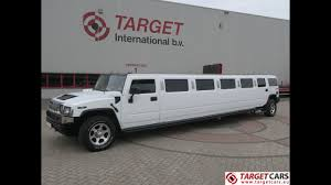 hummer limousine price 750792 hummer h2 limousine 200inch stretch 970cm 12 03 white