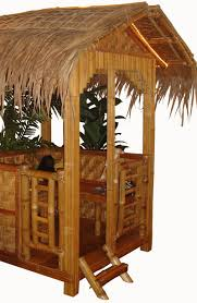 Tiki Outdoor Furniture by Tropical Garden Furniture Bamboo Tiki Huts Bars Benches