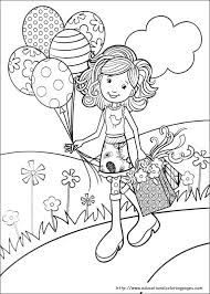 coloring pages stunning free printable coloring pages girls