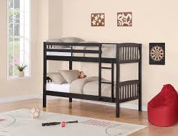 Dorel Living Dorel Living Bunk Bed Black - Essential home bunk bed