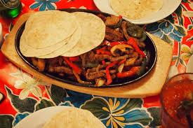 cuisine mexicaine fajitas la rosa raval cuisine mexicaine à petits prix