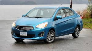 mitsubishi mirage silver 2017 mitsubishi mirage g4 sedan test drive review