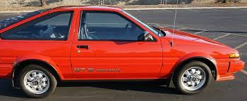 1986 toyota corolla gts hatchback for sale for the purist drifter 1986 toyota corolla sport gt s for sale on