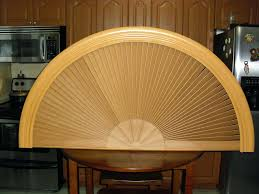 window blinds wood blinds for arched windows custom made doors
