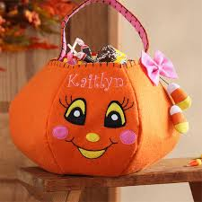 personalized trick or treat bags personalization mall coupon save 15 on trick or treat