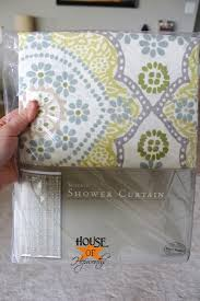 Worldmarket Curtains Fourth Times A Charm Shower Curtains