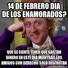 imagenes ironicas del dia de san valentin san valentín 15 memes que se burlan del día del amor fotografía