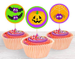 Halloween Cake Decorations Halloween Cake Toppers Graveyard Cake Topper Zombie Cake