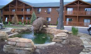 grizzly jacks grand bear resort wedding ceremony near starved rock special deals at grizzly jack s grand bear resort
