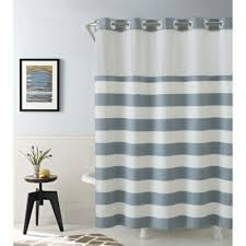 Hotel Shower Curtains Hookless Buy Hookless Shower Curtains From Bed Bath U0026 Beyond