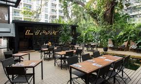 cuisine restaurant link cuisine bar อาหารอ ตาเล ยนกลางโอเอซ สล บท เช อมสาทรเข าก บ