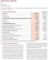 objectives of cash flow statement understanding the annual report of a company vijay malik how to study the annual report of a company understand balance sheet profit and loss cash