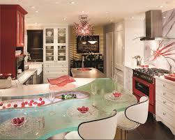 contemporary kitchen by elina katsioula beall
