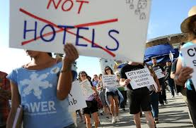 l a plan would demand airbnb hand over information so city can