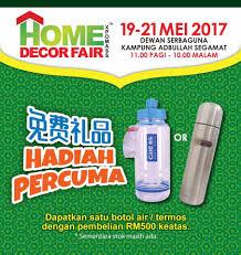 Home Decor Fair Oxson Home Decor Fair Dewan Serbaguna Kampung Facebook