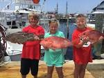 Image result for kid friendly fishing charters panama city