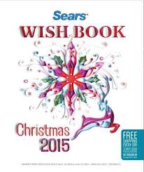 christmas wish book christmas wishbook catalogue october 2015 june 2016