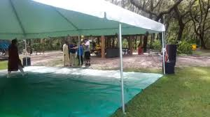 tent rental tampa 30x30 frame canopy youtube