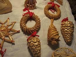 swedish christmas decorations vintage swedish straw christmas ornaments collectors weekly