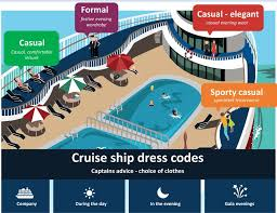 what to wear on a cruise ship all cruise lines cruiseaway
