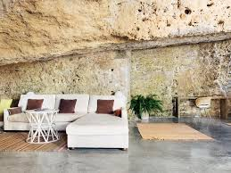 an amazing design cave house in spain for rent