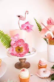 Tropical Theme Birthday Cake - flamingo birthday cake party pinterest flamingo birthday