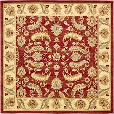 Floral Area Rug Traditional Style Persian Design Floral Area Rug Large Oriental