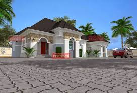 duplex bungalow plans bedroom house bungalow in nigeria as well nigeria duplex house