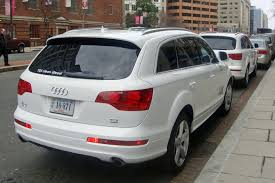 Audi Q7 Diesel - file audi q7 tdi 5165 dc 03 2009 jpg wikimedia commons