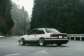 is toyota japanese cause i have 86 points here is a ae86