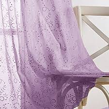 Pink And Purple Curtains Amazon Com Butterfly Curtain Tiebacks Pink Purple Lavender Green