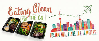 healthy food delivery toronto meal plans by fit food