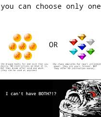 Why Not Have Both Meme - y u no let me have both meme subido por sonichero97 memedroid