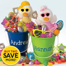 personalized easter egg baskets 75 best easter baskets gifts and crafts images on