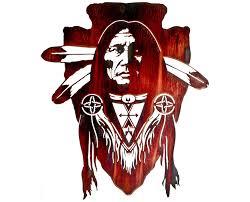 manificent decoration native american wall decor crafty