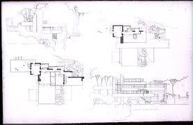 falling water floor plan house plan terrific waterfall house plans contemporary best