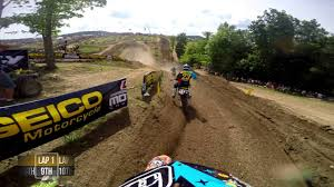 lucas oil pro motocross tv schedule gopro shane mcelrath moto 2 high point mx lucas oil pro
