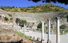 Ephesus Map Ephesus Map