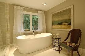 bathroom small bathroom with stone wall also glass pendant light