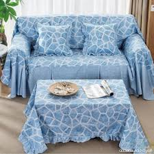 couverture de canapé pastorale canapé housse floral couverture pour canapé canapé