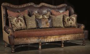 western sofa high end custom made