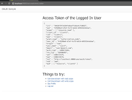 jti security all and sundry using uaa oauth2 authorization server client and