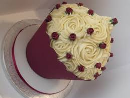 Wedding Cupcake Decorating Ideas Burgundy U0026 Ivory Wedding Cupcake Tower