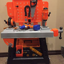 Little Tikes Home Depot Work Bench Find More Craftsman Little Tikes Workbench Extra Toys From Home