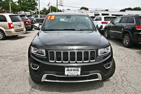 jeep grand cherokee blackout 2015 jeep grand cherokee limited mullen deals of the week