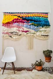 761 best diy weaving images on pinterest wall hangings woven