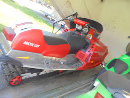 used 2005 arctic cat t660 turbo st snowmobiles in ebensburg pa